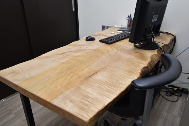 会議室テーブル成田オフィス