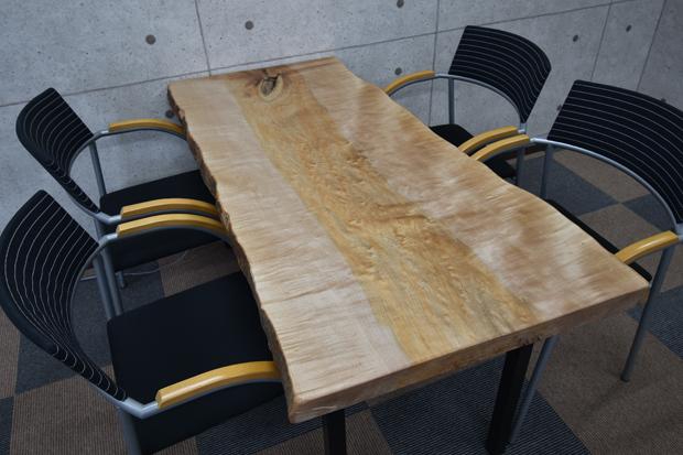 会議室テーブル富里オフィス